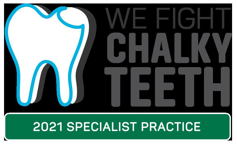 Chalky Teeth Logo